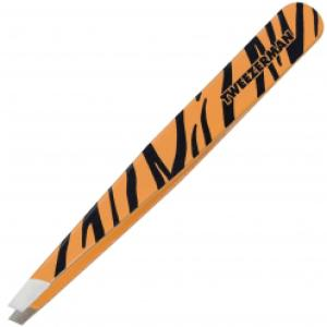 Tweezerman Slant Tweezer - Tiger Print
