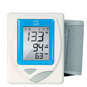 ION Health USB Wrist Blood Pressure Monitor