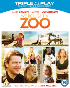 We Bought A Zoo - Triple Play (Blu-Ray, DVD and Digital Copy)