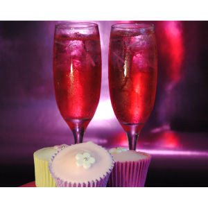Cocktail and Cupcakes Experience for Two