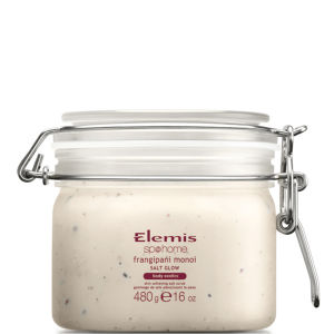 Elemis Sp@ Home Frangipani Monoi Salt Glow (480g)