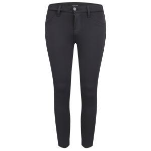 J Brand Women's Mid-Rise Capri Neoprene Scuba Pants - Odyssey