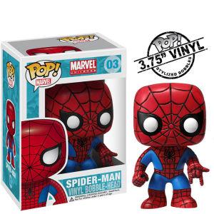 Marvel Spider-Man Pop! Vinyl Figure