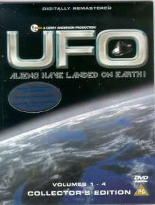 Ufo - Vol. 1 - 4 Collectors Editie Box Set