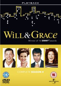 Will and Grace - Series 4