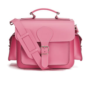 Grafea Leather Camera Bag  - Pink