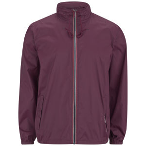 55 Soul Men's Eton Jacket - Burgundy