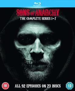 Hijos de la Anarquía - Temporadas 1-7