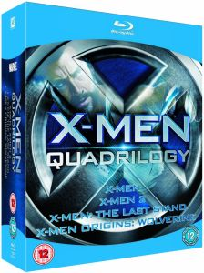 X-Men Quadrilogy