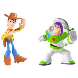 Toy Story 3: Buddy Pack Hero Woody and Protector Buzz Lightyear