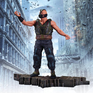 Dark Knight Rises - Bane 1:12 Scale Statue