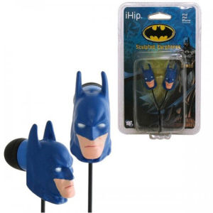 DC Comics Batman Sculpted Earphones