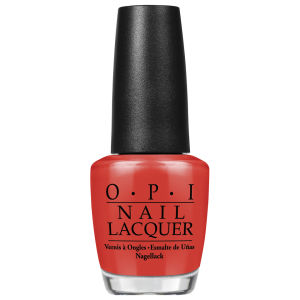 OPI My Paprika is Hotter than Yours! Nail Lacquer (15ml)