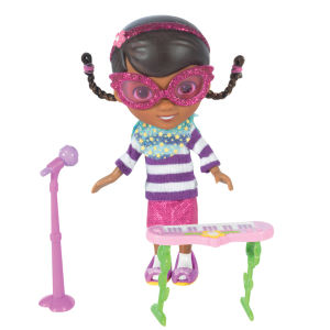 Doc McStuffins Rock Star Doc
