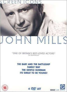 John Mills - Verzameling: Screen Icons