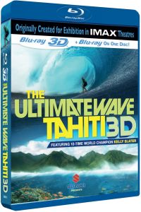 IMAX: Ultimate Wave Tahiti 3D (Includes both 3D and 2D Versions)