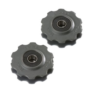Tacx Stainless Bearing T4020 Bicycle Jockey Wheels