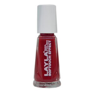 Layla Cosmetics Softouch Effect Nail Polish N.08 Fire It Up! (10ml)