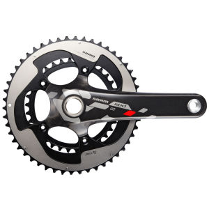 SRAM RED22 Crank Set Exogram BB30 (Bearings NOT Included)