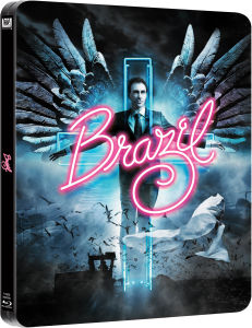 Brazil - Limited Edition Steelbook