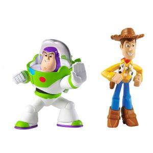 Toy Story 3 - Buddy Pack Hero Woody and Protector Buzz