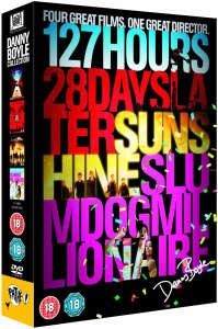 Colección Danny Boylev (127 Horas / Sunshine / Slumdog Millionaire / 28 Días Después)