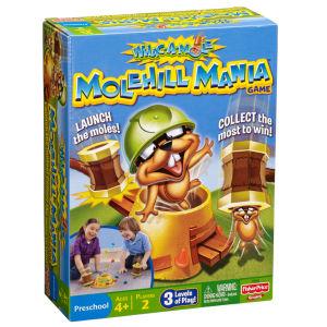 Whac a Mole Molehill Mania Game