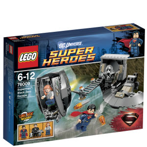 LEGO Super Heroes: DC (76009) Superman Black Zero Escape