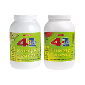 High5 4:1 Energy Source - 1.6kg Jar