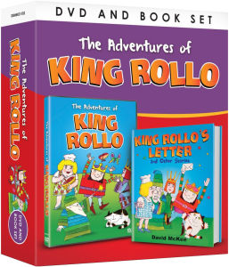 King Rollo (Includes Book)