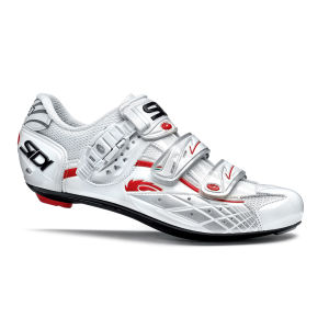 Sidi Laser Vernice Cycling Shoes White