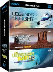 IMAX: Ultimate 3D Collection