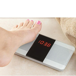 Ideaworks Electronic Travel Personal Weight Scale
