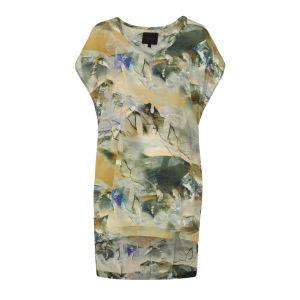 Gestuz Women's Erie Printed Silk Dress - Multi
