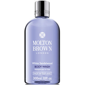Gel de ducha Molton Brown - Sándalo blanco 300 ml