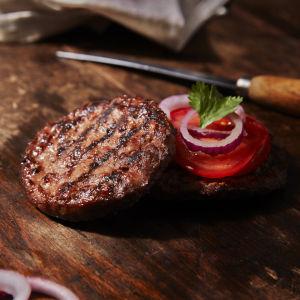 Gluten Free Beef Burger