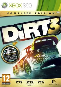 DiRT 3: Complete Edition PAL UK