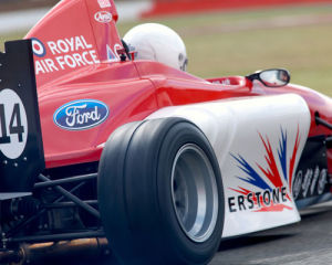 Single Seater Driving Thrill at Silverstone