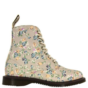 Dr. Martens Womens Kensington Evan Boots - Off White