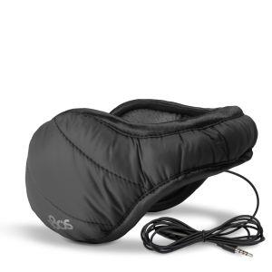180s Women's Down Headphone Earwarmers - Black - One Size