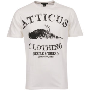 Atticus Mens Ntla T-Shirt - White