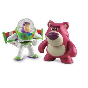 Toy Story 3: Buddy Pack Lotso And  Buzz Lightyear