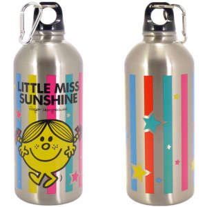 Little Miss Sunshine Stainless Steel Water Bottle