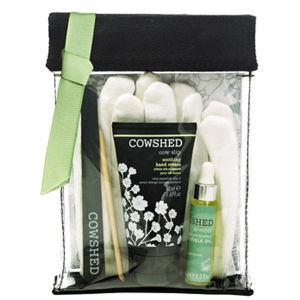COWSHED COW SLIP MANICURE KIT (5 PRODUCTS)