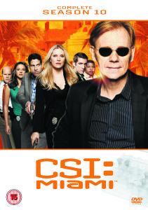 CSI: Miami - Seizoen 10 - Compleet