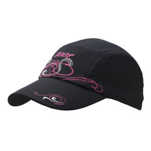 Zoot Women's Performance Ventilator Cap - Black