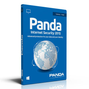 Panda Internet Security 2015 (1 User / 1 Year) - DVD