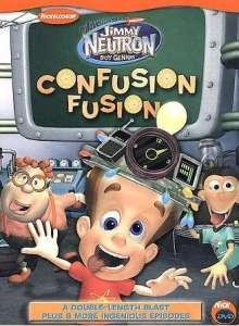 Jimmy Neutron - Confusion Fusion