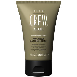 Loción after-shave American Crew 125ml