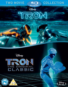 Tron: Double Pack (Includes Tron (1982) and Tron: Legacy (2010))